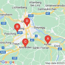 Standorte von Gute handwerkliche Fähigkeiten Jobs in Linz - Mai 2018