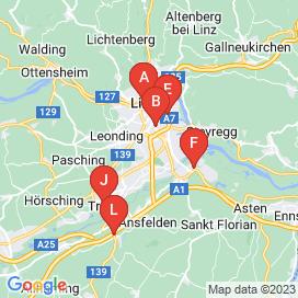 Standorte von Staplerschein Jobs in Linz - Juni 2018