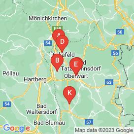 Standorte von Vollzeit Jobs in Oberwart - Juni 2018
