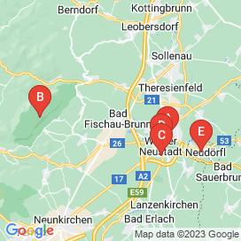 Standorte von Bereitschaft für Abend- und Nachtdienste Jobs in Schwarzau Am Steinfeld