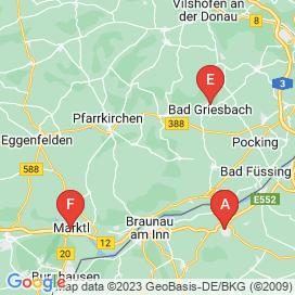 Standorte von Holzbau Jobs in Braunau Am Inn - August 2018