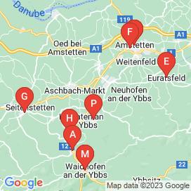 Standorte von 50+ Jobs in Aschbach-Markt - August 2018