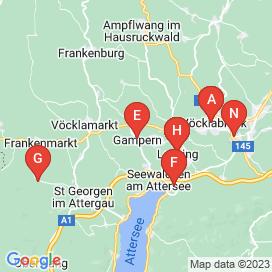 Standorte von 50+ Jobs in Berg Im Attergau - Juli 2018