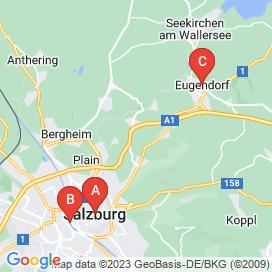 Standorte von Servicemitarbeiterin Jobs in Salzburg (Salzburg) - Juli 2018
