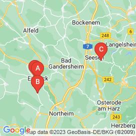 Standorte von Mitarbeiter Jobs in Bad Gandersheim (Drei Linden) - Juni 2018