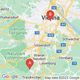 Standorte von Freundliches und selbstbewusstes Auftreten Jobs in Laxenburg