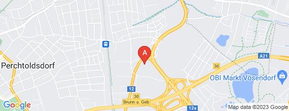 Standort von Lehre zum/-r Einzelhandelskaufmann/-frau 2345 Brunn am Gebirge, Feldstr. 40