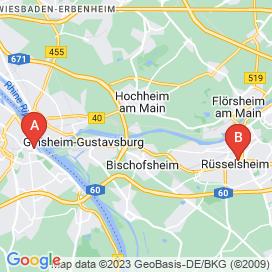 Standorte von Gastronomie Jobs in Nierstein - August 2018