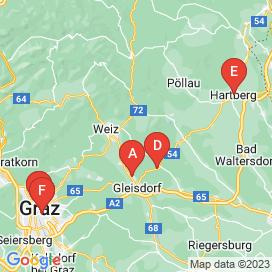 Standorte von Kfz-Mechaniker Jobs in Hartberg-Umgebung- - Juni 2018