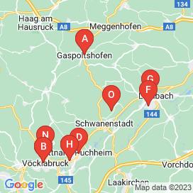 Standorte von 20+ Jobs in Altenhof Am Hausruck - August 2018