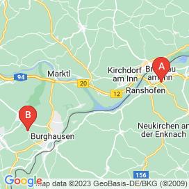 Standorte von Küchenhilfskraft Jobs in Gilgenberg Am Weilhart - Juli 2018