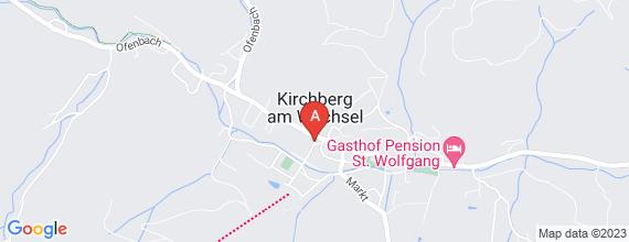 Standort von HeimhelferIn Caritas Pflege Zuhause Kirchberg & Gloggnitz - 2880