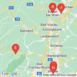 Standorte von 10+ Maschinenbautechniker Jobs in Leobersdorf - August 2018