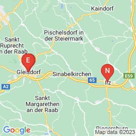 Standorte von Gehalt von 800 € bis 1500 € Jobs in Wolfgruben Bei Gleisdorf