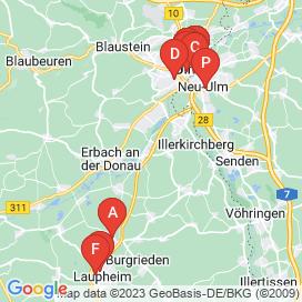 Standorte von 90+ Vollzeit Jobs in Hüttisheim - August 2018