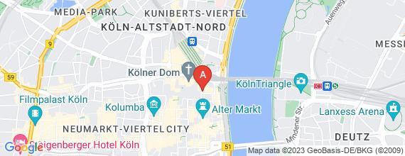 Standort von Kundenberater in Voll- oder Teilzeit (m/w) Mietwagen (Kundendienstberater/in)