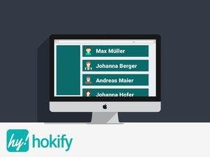Bewerbermanagement bei hokify