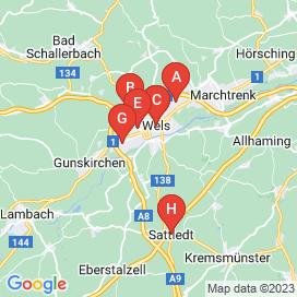 Standorte von Lehrberuf Jobs in Wels - Mai 2018
