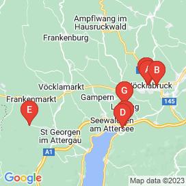 Standorte von Führerschein Klasse B Jobs in Vöcklamarkt - Mai 2018