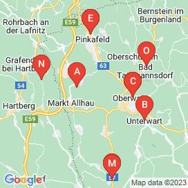 Standorte von 10+ Jobs in Oberwart - August 2018