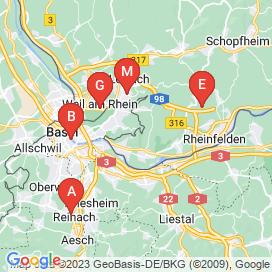 Standorte von 20+ Jobs in Liestal - August 2018