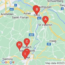 Standorte von 30+ Führerschein Klasse B Jobs in Haag - Juli 2018