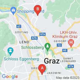 Standorte von Raumplanung Jobs in Graz - Juni 2018