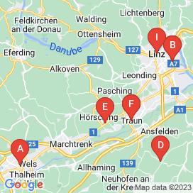 Standorte von Facharbeit Jobs in Eferding-Bezirk - Juli 2018