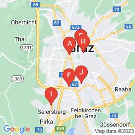 Standorte von Abwicklung Jobs in Dobl - April 2018