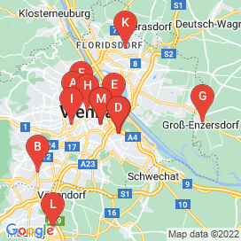 Standorte von 20+ Support Jobs in Wien - August 2018