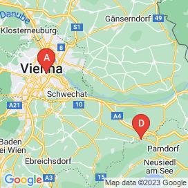 Standorte von Öamtc Jobs  - Juni 2018