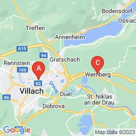 Standorte von Obst Jobs in Villach - August 2018