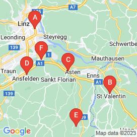 Standorte von Teilzeit Jobs in Enns - Juni 2018