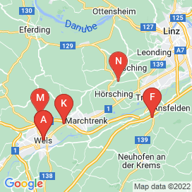 Standorte von 10+ IT Jobs in Marchtrenk - August 2018