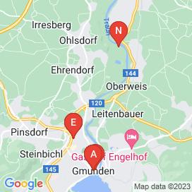 Standorte von Jobs und Stellenangebote in Traunkirchen - April 2018
