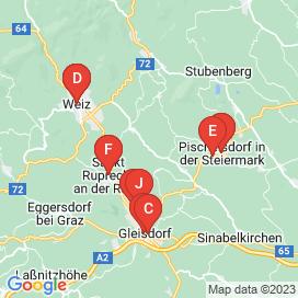 Standorte von Mitarbeiter Jobs in Weiz - April 2018