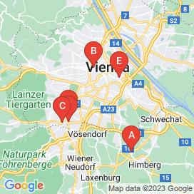 Standorte von Botenfahrer Jobs in Mödling - Mai 2018