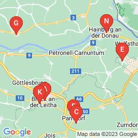 Standorte von Jobs in Wildungsmauer (Wildungsmauer) - Juni 2018