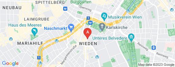 Standort von Neueröffnung: stv. Filialleiter/in (30 Std./Woche) 1040 Wien, Wiedner Hauptstraße 15