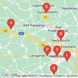 Standorte von 140+ Jobs in Leingarten - August 2018