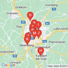 Standorte von Handel Jobs in Graz - Juni 2018