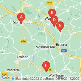Standorte von 20+ Jobs in Volkmarsen - Juli 2018