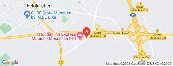 Standort von Empfangskraft (m/w) in Feldkirchen gesucht (Empfangsmitarbeiter/in (Hotel))
