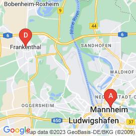 Standorte von Montagehelfer Jobs in Mannheim - Mai 2018
