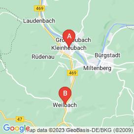 Standorte von Einkauf / Lager / Transport Jobs in Kleinheubach - Juni 2018