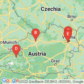 Standorte von Design und Gestaltung Jobs  - August 2018