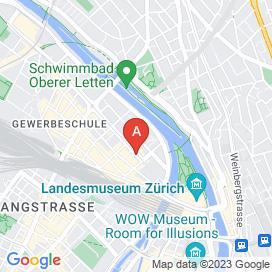 Standorte von Vollzeit Jobs in Zürich (Bezirk Kreis 11) - Mai 2018