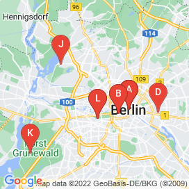 Standorte von 1520+ Helfer Jobs in Berlin - Juli 2018