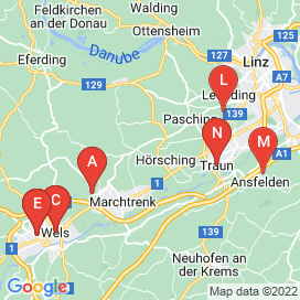Standorte von Gute Englischkenntnisse Jobs in Marchtrenk - Juni 2018