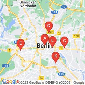 Standorte von 10+ Visagist Jobs in Berlin - August 2018